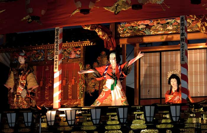 歌舞伎上演