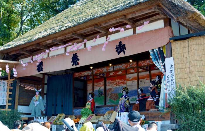 萩平歌舞伎