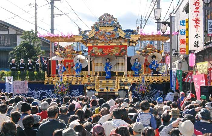 屋台歌舞伎