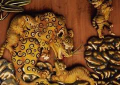 子育ての虎